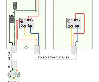 how two wire a two way switch How To Wire A, Way Light Switch Diagram Fresh Unique 2way Lighting Circuit 12 Cleaver How, Wire A, Way Switch Collections