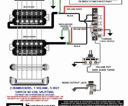humbucker wiring diagram 3 way switch 3, Switch Wiring Diagram Awesome Ting, the Strat tones with 2 Humbuckers, to Wire Humbucker Wiring Diagram 3, Switch Professional 3, Switch Wiring Diagram Awesome Ting, The Strat Tones With 2 Humbuckers, To Wire Pictures