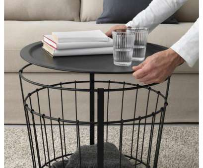 Ikea Wire Basket Storage Table Fantastic Coffee Table Storage Table Ikea Coffee Tables With 0501681 Pe6318 Intended, Coffee Table With Basket Galleries