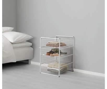 Ikea Wire Basket Storage Table Perfect IKEA, ANTONIUS, Frame, Wire Baskets, A Flexible System With Many Possible Combinations Collections