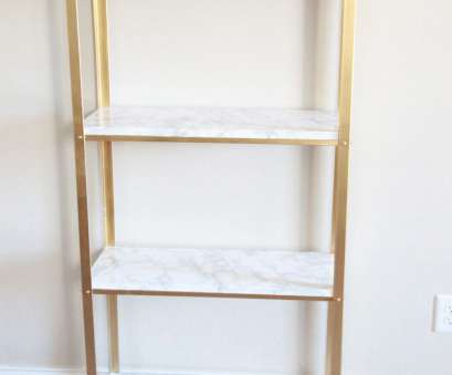ikea wire metal shelf The easiest, hack to glam your $14.99 Ikea Hyllis Shelf Unit into marble, gold shelves Ikea Wire Metal Shelf Creative The Easiest, Hack To Glam Your $14.99 Ikea Hyllis Shelf Unit Into Marble, Gold Shelves Pictures