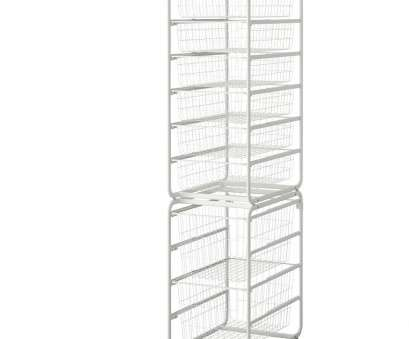 ikea wire shelf basket IKEA ALGOT Frame/Wire Baskets/Rod White., › Ikea Wire Shelf Basket Practical IKEA ALGOT Frame/Wire Baskets/Rod White., › Collections