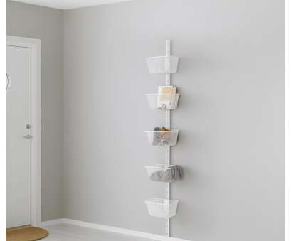 ikea wire shelf basket IKEA ALGOT wall upright/basket, also be used in bathrooms, other damp areas Ikea Wire Shelf Basket Creative IKEA ALGOT Wall Upright/Basket, Also Be Used In Bathrooms, Other Damp Areas Photos