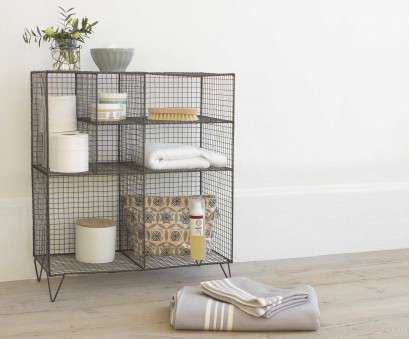 industrial wire mesh storage baskets Loaf -, Wire bathroom storage £125 low-res Industrial Wire Mesh Storage Baskets Creative Loaf -, Wire Bathroom Storage £125 Low-Res Collections