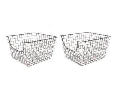 industrial wire mesh storage baskets Spectrum Diversified Scoop Wire Storage Basket, Medium, Industrial Gray, 2-Pack Industrial Wire Mesh Storage Baskets Perfect Spectrum Diversified Scoop Wire Storage Basket, Medium, Industrial Gray, 2-Pack Galleries