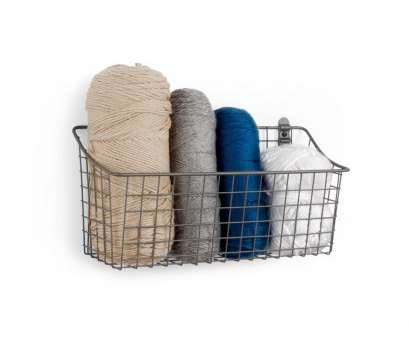 industrial wire mesh storage baskets Spectrum Vintage, in. x 15.25, x, in. Wall Mount Metal Basket in Industrial Gray-86376 -, Home Depot Industrial Wire Mesh Storage Baskets Fantastic Spectrum Vintage, In. X 15.25, X, In. Wall Mount Metal Basket In Industrial Gray-86376 -, Home Depot Pictures