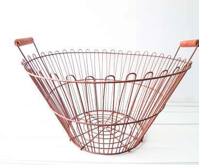 industrial wire mesh storage baskets Vintage potato basket, metal wire basket with handles, metal storage basket, industrial decor, French vintage Industrial Wire Mesh Storage Baskets Top Vintage Potato Basket, Metal Wire Basket With Handles, Metal Storage Basket, Industrial Decor, French Vintage Solutions