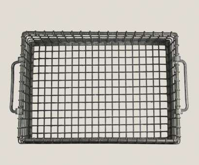 industrial wire mesh storage baskets Wire Storage Baskets Handle, Indoor & Outdoor Decor : Flash Trend Industrial Wire Mesh Storage Baskets New Wire Storage Baskets Handle, Indoor & Outdoor Decor : Flash Trend Collections