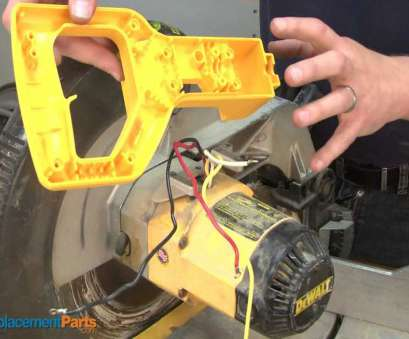 install a switch kit How to Install a Switch, on a DeWALT DW705 Miter, (Part # 5140112-17), YouTube 10 Most Install A Switch Kit Collections