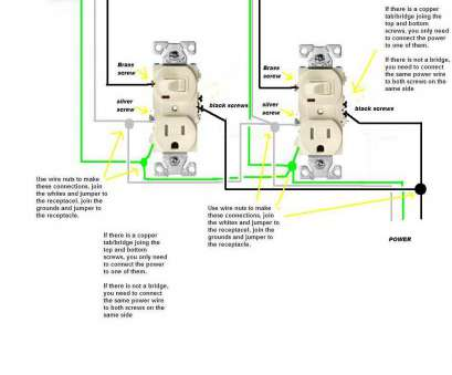 install a switch outlet combo Category Wiring Diagram Teamninjaz Light With Switch, Receptacle Just Painted, One Bathroom, Dual Switches Outlet Combo Labeled Wire Wall Turn Into Install A Switch Outlet Combo Top Category Wiring Diagram Teamninjaz Light With Switch, Receptacle Just Painted, One Bathroom, Dual Switches Outlet Combo Labeled Wire Wall Turn Into Ideas