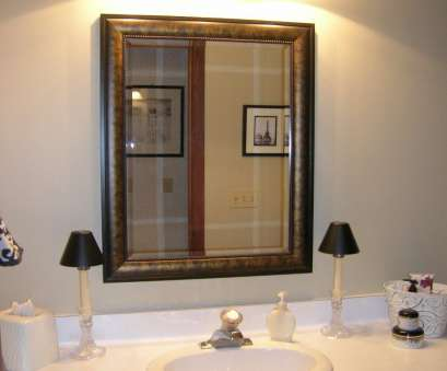 install light fixture bathroom ... Updated Bathroom Light With Sconces Over Mirror, White Double Vanity Install Light Fixture Bathroom Fantastic ... Updated Bathroom Light With Sconces Over Mirror, White Double Vanity Galleries