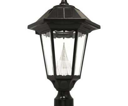 install light fixture canada Gama Sonic Windsor 20-in H Black Solar, Post Light at Lowes.com Install Light Fixture Canada Creative Gama Sonic Windsor 20-In H Black Solar, Post Light At Lowes.Com Solutions