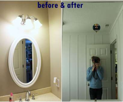 install light fixture over tile How to Professionally Install a Bathroom Mirror Install Light Fixture Over Tile Top How To Professionally Install A Bathroom Mirror Solutions