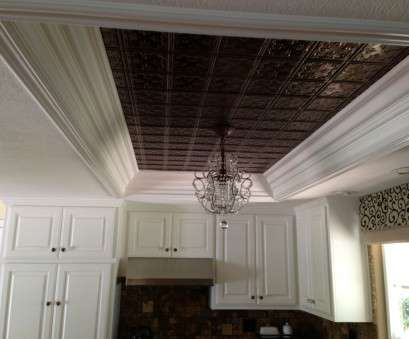 install light fixture over tile kitchen ceiling tiles, hanging light replace dated fluorescent lighting Install Light Fixture Over Tile New Kitchen Ceiling Tiles, Hanging Light Replace Dated Fluorescent Lighting Images