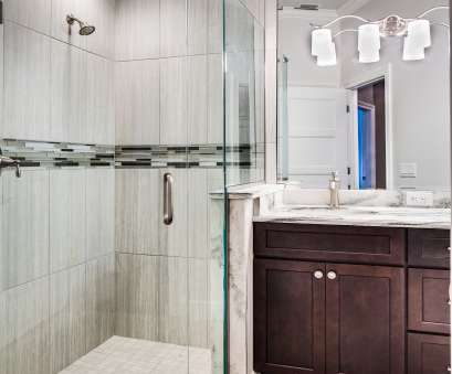 install light fixture over tile Vanity Mirror with Sconces -, Glass Shoppe A Division of Install Light Fixture Over Tile Top Vanity Mirror With Sconces -, Glass Shoppe A Division Of Photos