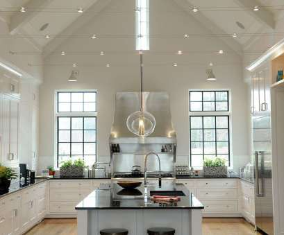 install light fixture vaulted ceiling ... window over, top of, living room windows...., chancellor's kitchen at NC State University. LOVE, volume,, black windows, the lighting Install Light Fixture Vaulted Ceiling Fantastic ... Window Over, Top Of, Living Room Windows...., Chancellor'S Kitchen At NC State University. LOVE, Volume,, Black Windows, The Lighting Collections