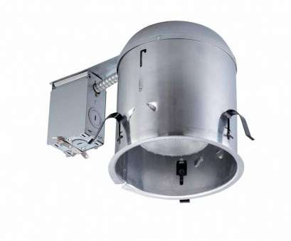 install recessed lighting old construction Commercial Electric 6, Aluminum Recessed IC Remodel Housing (6-Pack) Install Recessed Lighting, Construction Professional Commercial Electric 6, Aluminum Recessed IC Remodel Housing (6-Pack) Solutions