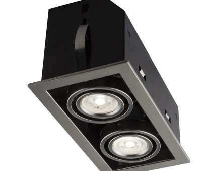 install recessed lighting eyeball null Double Cube 9, Brushed Chrome Recessed, Lighting, with GU10 Bulb Included Install Recessed Lighting Eyeball Simple Null Double Cube 9, Brushed Chrome Recessed, Lighting, With GU10 Bulb Included Galleries