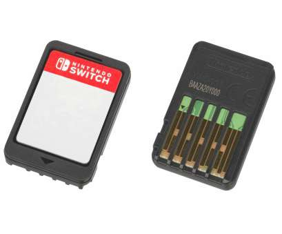 install switch game The Nintendo Switch's game cartridge Install Switch Game Practical The Nintendo Switch'S Game Cartridge Galleries