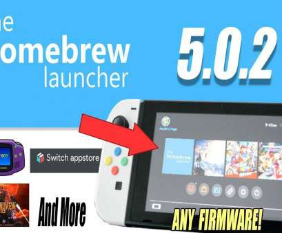 install switch homebrew How to Install HomeBrew Menu on a Nintendo Switch on 5.0.X, 4.0.X Install Switch Homebrew New How To Install HomeBrew Menu On A Nintendo Switch On 5.0.X, 4.0.X Ideas