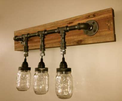installing a light fixture in bathroom Inspiring 3 Hanging Jars Light Vanity Fixture Design With Wall Mounted Fixture Holder, Your Bathroom Furniture Decor Ideas Installing A Light Fixture In Bathroom Creative Inspiring 3 Hanging Jars Light Vanity Fixture Design With Wall Mounted Fixture Holder, Your Bathroom Furniture Decor Ideas Solutions