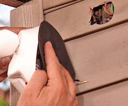 installing a light fixture outside Step 2. On flat exterior surfaces, install Installing A Light Fixture Outside Nice Step 2. On Flat Exterior Surfaces, Install Photos