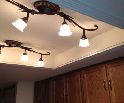 installing recessed fluorescent lighting Convert that ugly recessed, fluorescent ceiling lighting in your kitchen to a beautiful trayed ceiling Installing Recessed Fluorescent Lighting Fantastic Convert That Ugly Recessed, Fluorescent Ceiling Lighting In Your Kitchen To A Beautiful Trayed Ceiling Ideas