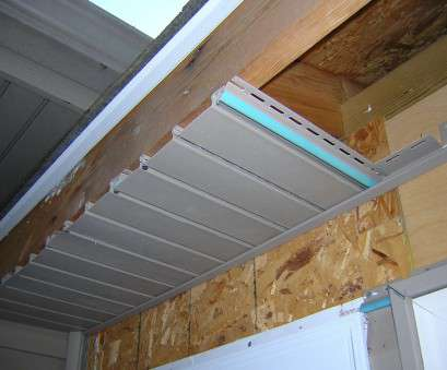 installing recessed lighting in vinyl soffit Installing soffit, Around, House, Pinterest, Home,, and Installing Recessed Lighting In Vinyl Soffit Perfect Installing Soffit, Around, House, Pinterest, Home,, And Ideas