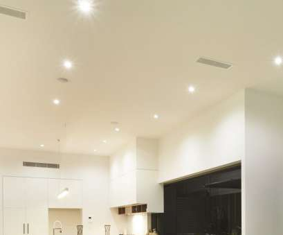 installing recessed lighting in vinyl soffit Ultra Thin 4.7