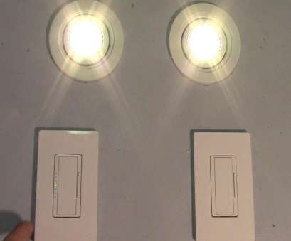 installing recessed lighting with dimmer How To Install Lithonia Recessed Lights with Lutron Digital Dimmers 8 Professional Installing Recessed Lighting With Dimmer Galleries