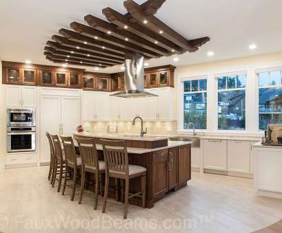 installing recessed lighting wood ceiling The hollow design of, kitchen's beams allows, the installation of recessed lighting, extractor Installing Recessed Lighting Wood Ceiling New The Hollow Design Of, Kitchen'S Beams Allows, The Installation Of Recessed Lighting, Extractor Collections
