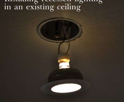 installing recessed lights existing ceiling Retrofitting recessed ceiling lighting in, family room, Front Installing Recessed Lights Existing Ceiling Fantastic Retrofitting Recessed Ceiling Lighting In, Family Room, Front Solutions