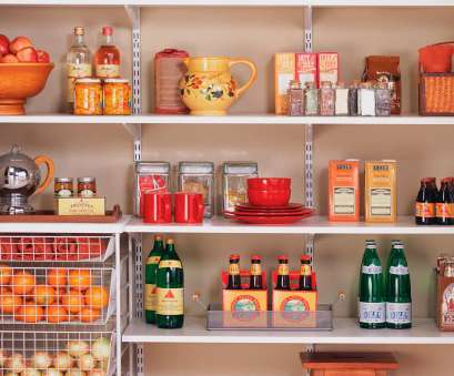 installing wire shelving in pantry Adjustable shelves allow easy storage, food products of different heights Installing Wire Shelving In Pantry Best Adjustable Shelves Allow Easy Storage, Food Products Of Different Heights Galleries