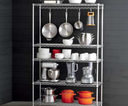 intermetro wire shelving InterMetro Kitchen Cookware Storage Intermetro Wire Shelving Most InterMetro Kitchen Cookware Storage Images