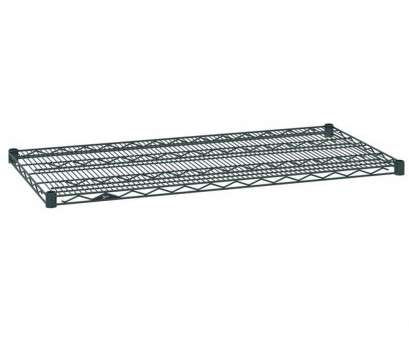 intermetro wire shelving Metro Wire Shelves, Smoked Glass, 18