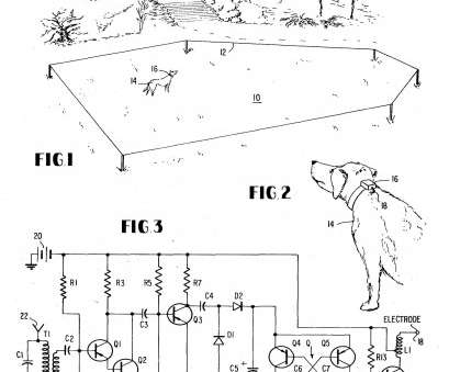 invisible dog fence wiring diagram History of, Dog Fence Invisible, Fence Wiring Diagram Perfect History Of, Dog Fence Ideas