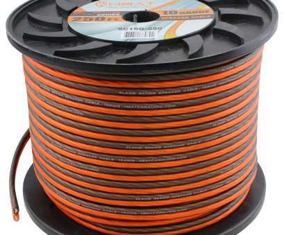is 10 gauge speaker wire good Get Quotations · 250' 10 Gauge Speaker, Wire, Home Audio, Ft Feet 10AWG Cable SC10G Is 10 Gauge Speaker Wire Good Cleaver Get Quotations · 250' 10 Gauge Speaker, Wire, Home Audio, Ft Feet 10AWG Cable SC10G Solutions