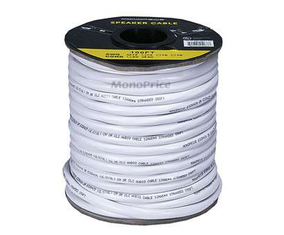 is 12 gauge speaker wire overkill Monoprice Access Series 12AWG, Rated 4-Conductor Speaker Wire, 100ft-Small Is 12 Gauge Speaker Wire Overkill Popular Monoprice Access Series 12AWG, Rated 4-Conductor Speaker Wire, 100Ft-Small Galleries