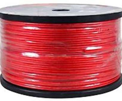 is 18 gauge wire ok for car speakers IMC Audio, FT 18 Gauge Speaker Cable Wire Roll, Home or, Red 15 Practical Is 18 Gauge Wire Ok, Car Speakers Galleries