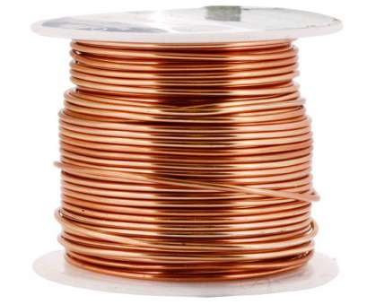 is 22 gauge wire thick Amazon.com: Mandala Crafts 12 14 16 18 20 22 Gauge Anodized Jewelry Making Beading Floral Colored Aluminum Craft Wire, Gauge, Copper) 13 Best Is 22 Gauge Wire Thick Pictures