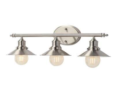 is changing a light fixture difficulty Home Decorators Collection 3-Light Brushed Nickel Retro Vanity Light with Metal Shades Is Changing A Light Fixture Difficulty Brilliant Home Decorators Collection 3-Light Brushed Nickel Retro Vanity Light With Metal Shades Photos