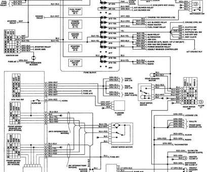 1998 Isuzu Rodeo Radio Wire Diagram - Catalogue of Schemas on