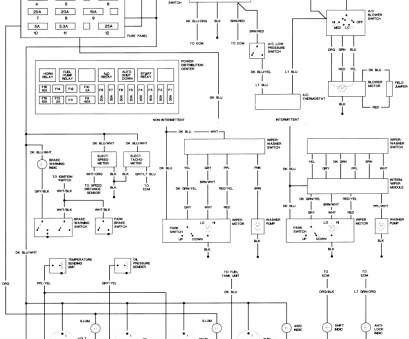 Jeep Yj Starter Wiring Diagram New 1999 Jeep Wrangler ...  Jeep Yj Wiring Diagram on