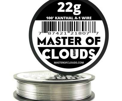 jewelry wire gauge diameter 100 ft, 22 Gauge Kanthal A1 Resistance Wire from Master Of Clouds, Amazon.com Jewelry Wire Gauge Diameter Nice 100 Ft, 22 Gauge Kanthal A1 Resistance Wire From Master Of Clouds, Amazon.Com Solutions