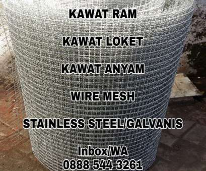 jual wire mesh stainless steel di jakarta KAWAT, KAWAT ANYAM KAWAT LOKET WIRE MESH STAINLESS STEEL ATAU GALVANIS Jual Wire Mesh Stainless Steel Di Jakarta Brilliant KAWAT, KAWAT ANYAM KAWAT LOKET WIRE MESH STAINLESS STEEL ATAU GALVANIS Photos