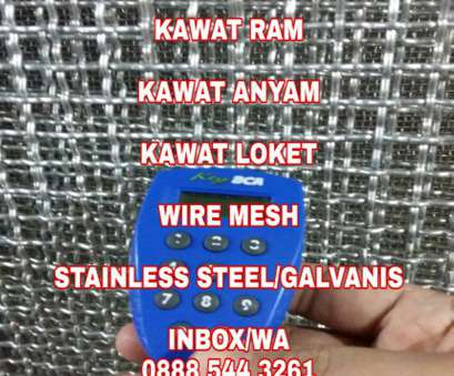 jual wire mesh stainless steel di jakarta KAWAT, KAWAT LOKET GELOMBANG ULIR WIRE MESH STAINLESS ATAU GALVANIS Jual Wire Mesh Stainless Steel Di Jakarta Cleaver KAWAT, KAWAT LOKET GELOMBANG ULIR WIRE MESH STAINLESS ATAU GALVANIS Ideas