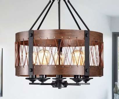 kennedy wood and wire pendant light Shop Adelina Rustic Wood 5-Light Pendant, Free Shipping Today, Overstock.com, 21905254 Kennedy Wood, Wire Pendant Light Best Shop Adelina Rustic Wood 5-Light Pendant, Free Shipping Today, Overstock.Com, 21905254 Images