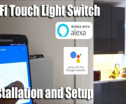 kesen light switch wiring Unboxing, installation of a Knaclean Smart WIFI Touch Switch including wiring diagram Kesen Light Switch Wiring Practical Unboxing, Installation Of A Knaclean Smart WIFI Touch Switch Including Wiring Diagram Collections