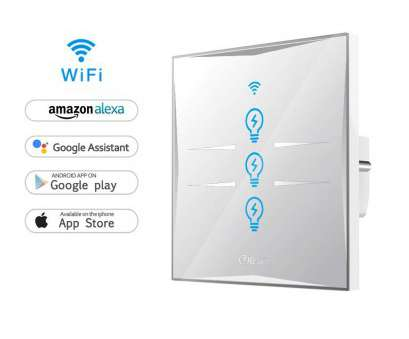 kesen light switch wiring Wifi Smart Light Switch, In-wall Tempered Glass Touch-Screen WLAN Light Switch,Works With Amazon Alexa, Google Home,Control Your Fixtures From Anywhere Kesen Light Switch Wiring Perfect Wifi Smart Light Switch, In-Wall Tempered Glass Touch-Screen WLAN Light Switch,Works With Amazon Alexa, Google Home,Control Your Fixtures From Anywhere Images