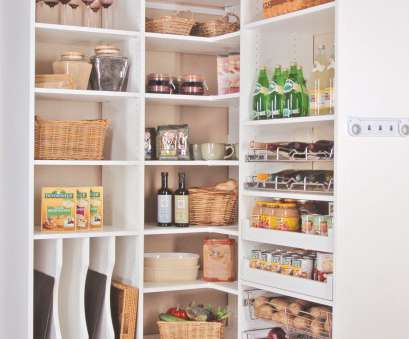 kitchen wire corner shelf L, White Stained Wooden Wall Mount Corner Walk In Pantry Design With Shelves, Trays Holder Also Wire Pull, Drawer Kitchen Wire Corner Shelf Brilliant L, White Stained Wooden Wall Mount Corner Walk In Pantry Design With Shelves, Trays Holder Also Wire Pull, Drawer Ideas
